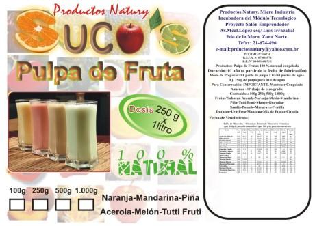 Fabrica de Polpas de Frutas